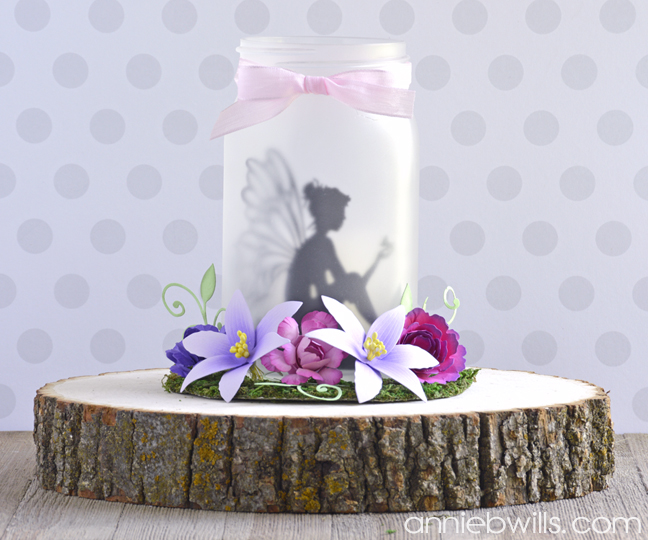Magical Life like Fairy with Display Jar by The Fairy Maker Pretty in pink Med